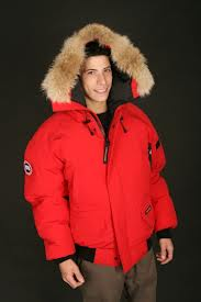 canada goose chilliwack bomber red
